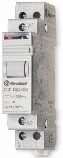 Stromstoß-Schalter FINDER, 16 A, 230 V, 20.21.8.230.4000