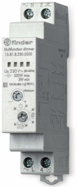 Stromstoß-Schalter FINDER 15.81.8.230.0500, 230 V, +Dimmer