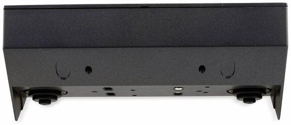 Steckdosenblock CHILITEC 23057, 2-fach, mit 2x USB, 16A/250V~, anthrazit - Produktbild 5