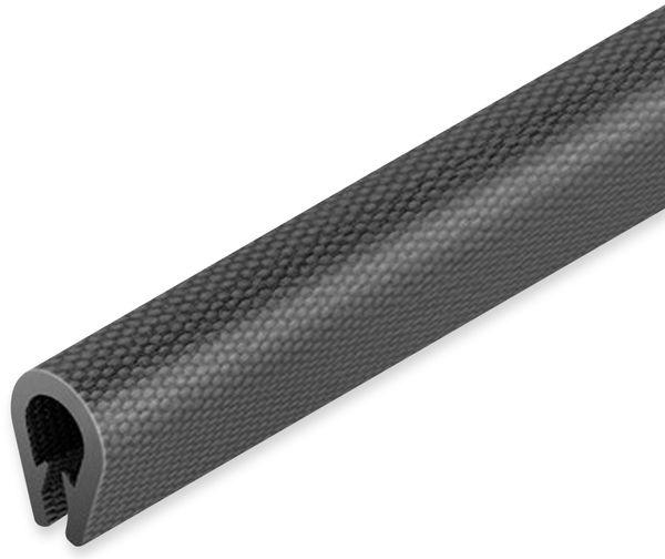 Kantenschutzband, 10 m, schwarz, 14,5/10 mm