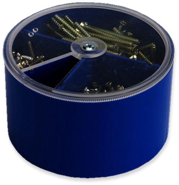 Schraubenbox, 300 Stück, 15,25,40 mm