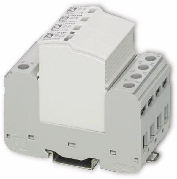 Phoenix Contact, Überspannungsableiter Typ 2, 2909637, VAL-SEC-T2-3S-350/40