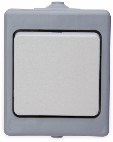Feuchtraum-Taster KOPP 564348006, grau