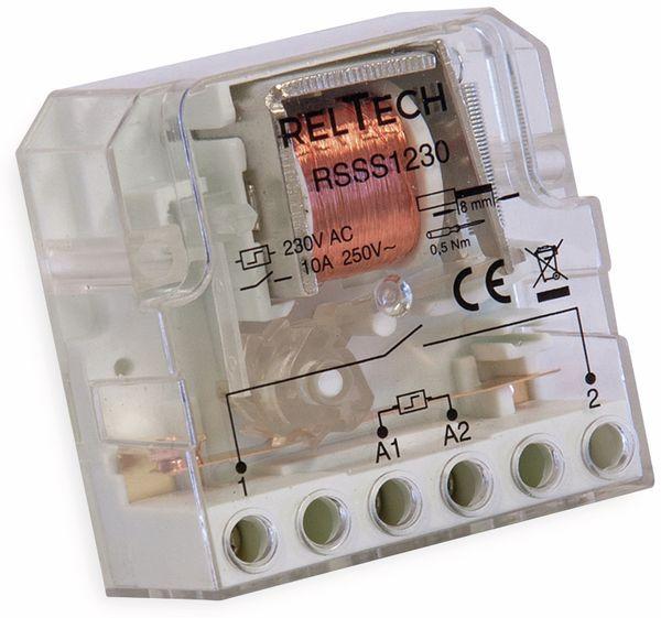 Stromstoss-Schalter RELTECH RSSS1230, 10A/230V, 1 Schließer