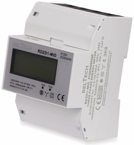 Drehstomzähler RELTECH RDZD1-MID - Produktbild 2