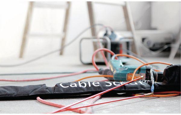 Kabeleinziehhilfe, HellermannTyton, 897-90004, Cable Scout+ Set CS-SA Zubehörset