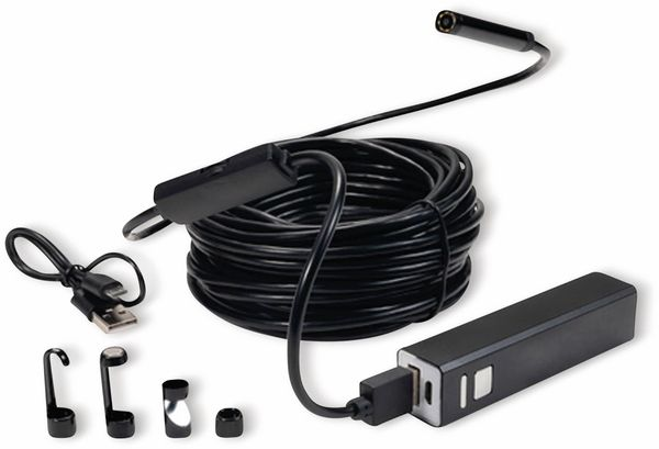 Endoskopkamera HellermannTyton, 897-90060, Cable Scout Kamera