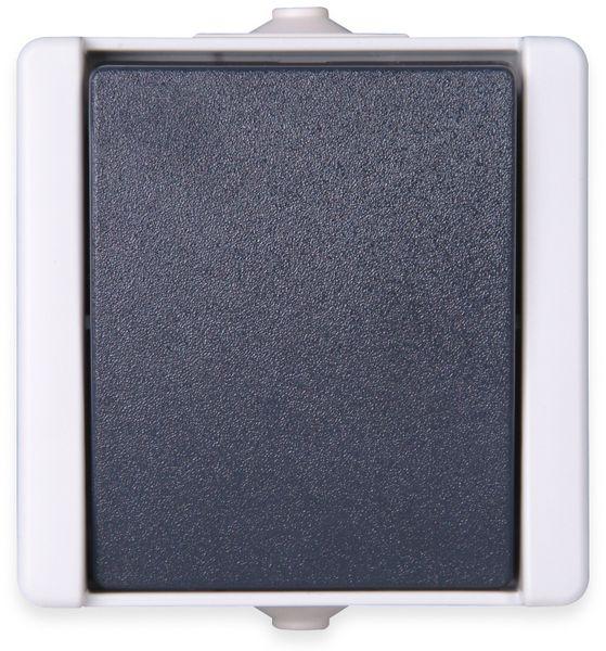 Feuchtraum-Taster KOPP proAQA 540356003, grau