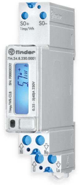 Wechselstromzähler FINDER 7M2482300001
