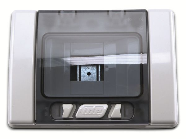 AP-Verteiler, UNITEC, 47100, 1 reihig, IP65 - Produktbild 2