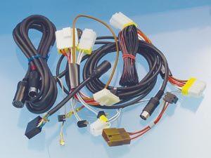 Kabelsortiment für Auto-HiFi-Anlagen