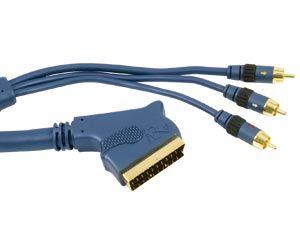Scart-Adapterkabel
