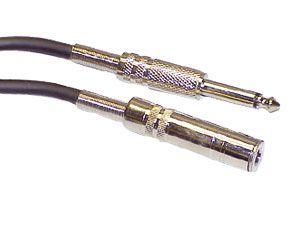 Klinken-Verlängerungskabel