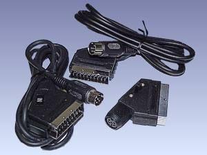 Scart-Adapterkabel-Set