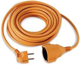 Schutzkontakt-Verlängerung REV, 10 m, orange - Produktbild 2