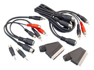 Scart-Video-Kit CVS601
