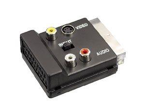 Scart-Adapterstecker GOOBAY 50312