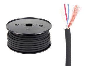 Mikrofonkabel CORDIAL CME220, schwarz, 25 m