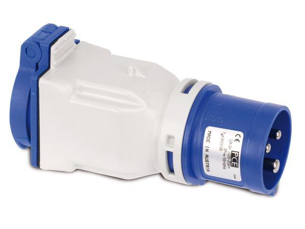 CEE-Adapterstecker PCE, CEE/Steckdose, - Produktbild 2
