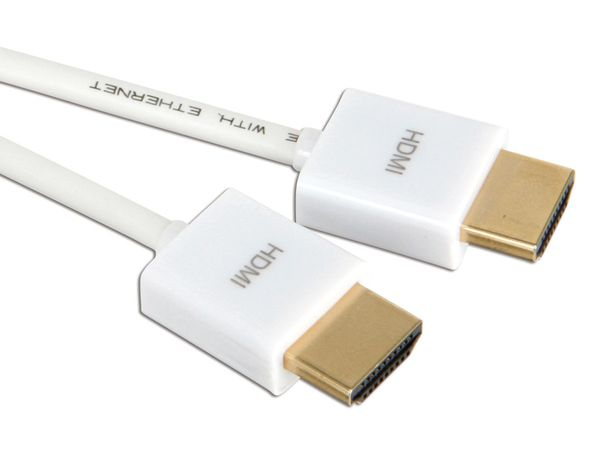 HDMI-Kabel, HIGH SPEED with ETHERNET, 1,5 m