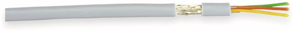 Steuerleitung LIYCY, 2x0,14 mm², grau, 10 m