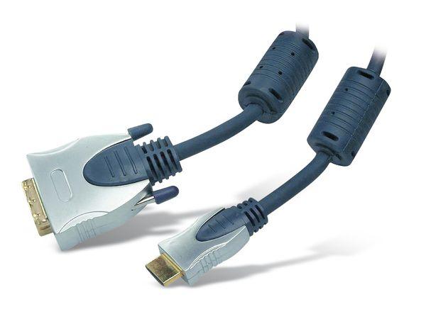 MHQ HDMI-Adapterkabel, 1 m