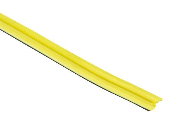 Lautsprecherkabel, neon gelb