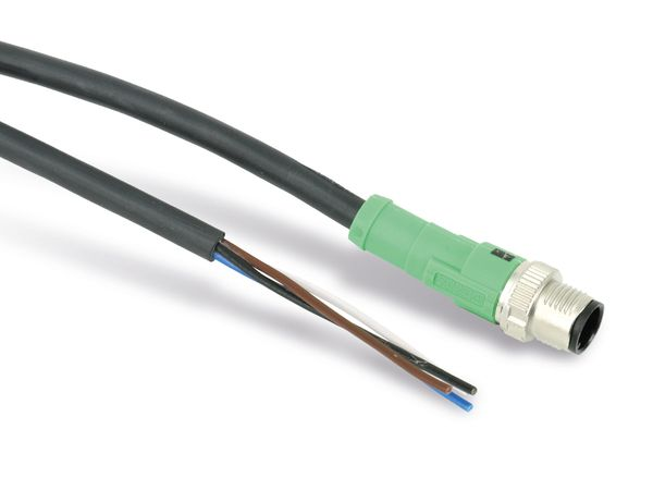 PHOENIX CONTACT M12-SAC-Kabel, 15 m