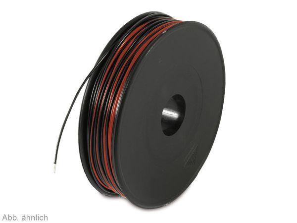 YV-Draht, 2x0,5 mm, 10 m Spule