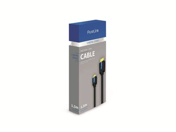 HDMI-Kabel PURELINK Cinema CS1100-020, A/C, 2 m - Produktbild 4
