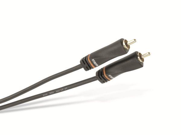 Digital-Audio Cinchkabel AVINITY 107501, 5 m - Produktbild 1