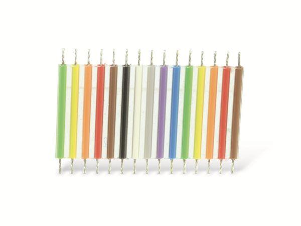 Flachbandleitung, 15-polig, 19 mm, 10 Stück - Produktbild 1