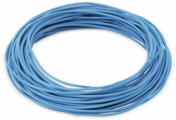 Schaltlitze LEONI LIYW, 1x0,22, blau, 50 m - Produktbild 2
