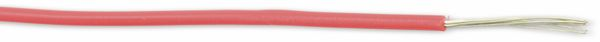 Schaltlitze LEONI LIYW, 1x0,22, rot, 10 m - Produktbild 1