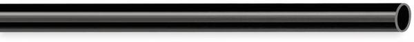 PVC Isolierschlauch 5x0,5 mm, schwarz, 10m