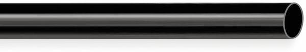 PVC Isolierschlauch 10x0,5 mm, schwarz, 10m