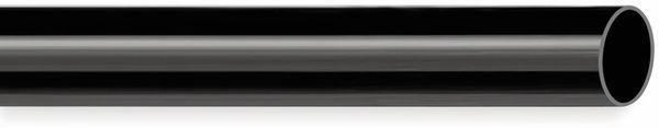 PVC Isolierschlauch 14x0,5 mm, schwarz, 10m