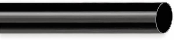 PVC Isolierschlauch 20x0,5 mm, schwarz, 10m