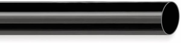 PVC Isolierschlauch 22x0,5 mm, schwarz, 10m