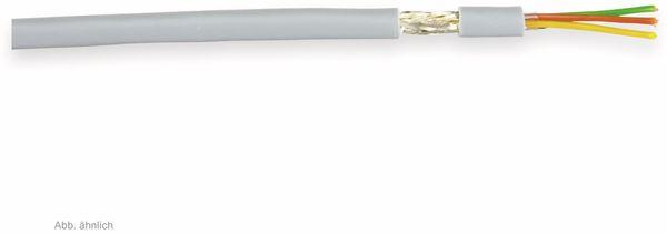 Steuerleitung LIYCY, 10x0,25 mm², grau, 10 m