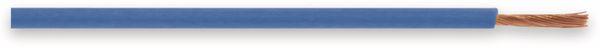 Litze H07V-K, 1,5mm², 10m, blau