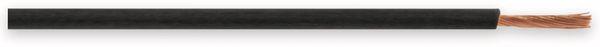 Litze H07V-K, 1,5mm², 10m, schwarz