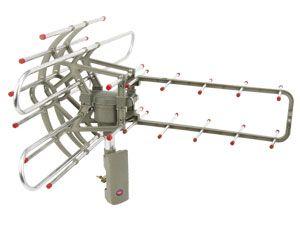 DVB-T Außenantenne mit Rotor HP-850 - Produktbild 1