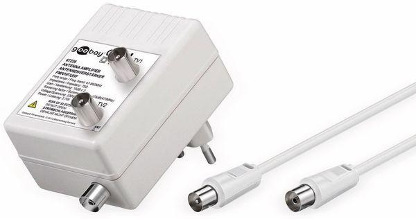 2-Geräte Antennenverstärker GOOBAY 67226 - Produktbild 1
