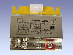 Bereichsverstärker AKV 145