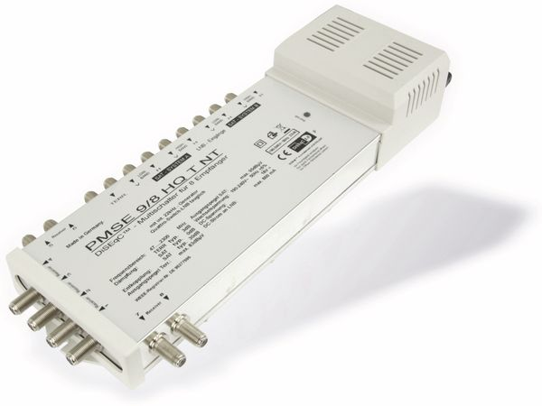 SAT-Multischalter ROTEK MS 9/8 TNQ - Produktbild 2
