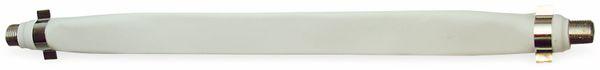 HF-Flachbandkabel, 0,2 m, weiß