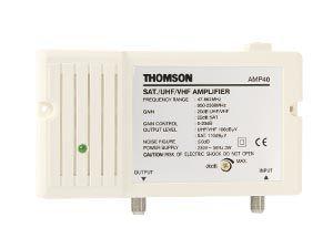 Breitband-Antennenverstärker THOMSON AMP40