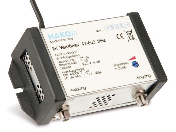 Hausanschlussverstärker HAKO CA213DS/ND