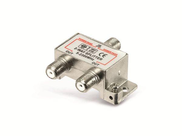 Antennenverteiler mit Gleichspannungsdurchgang - Produktbild 1